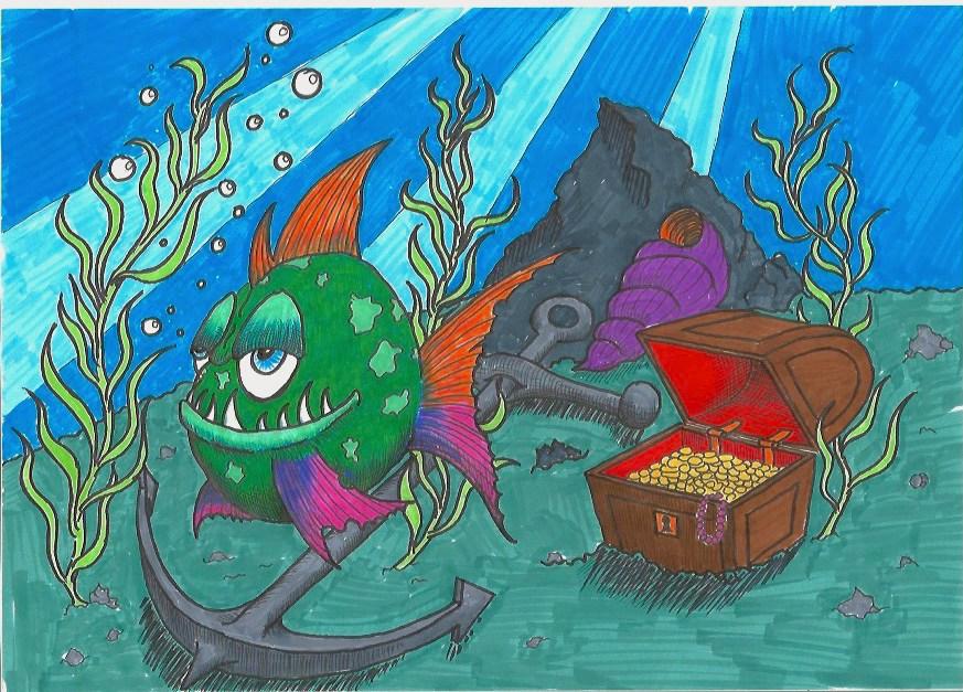 Ocean Floor Pictures