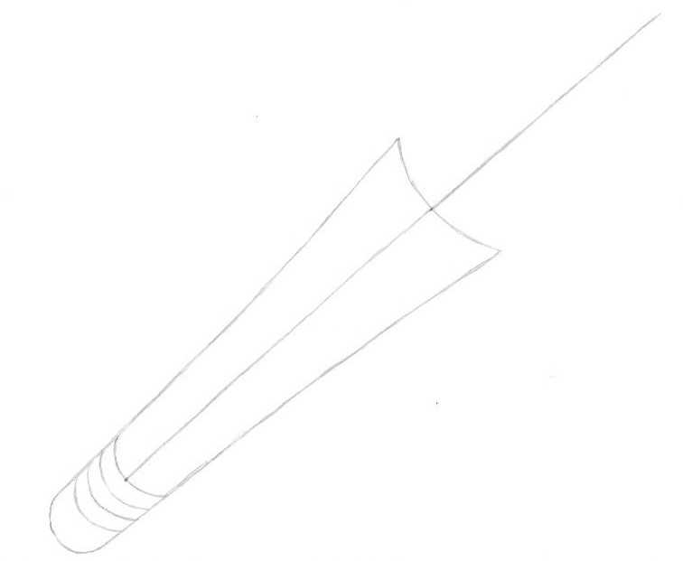 Perspective Pencil - Step 5